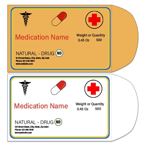 [Image: Medication Dispensing Envelopes]