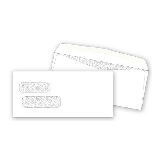 [Image: Double Window Confidential Envelope for Invoice & Business Forms]