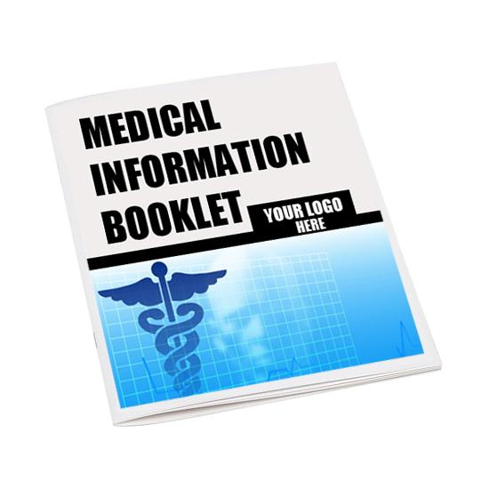 [Image: Medical Information Booklet Printing]