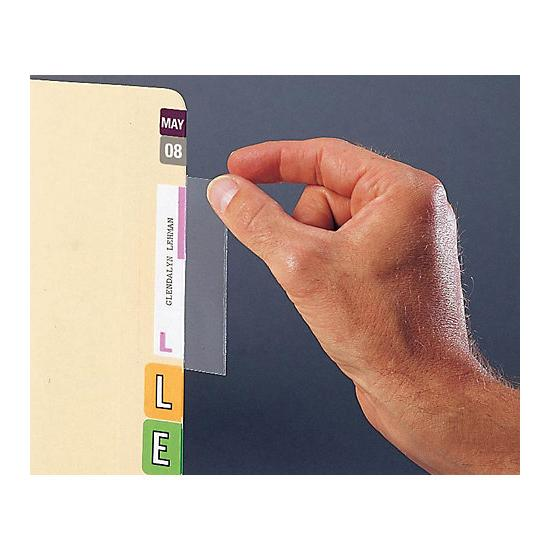 "[Image: Clear Self-Adhesive Label Protector, 8""]"