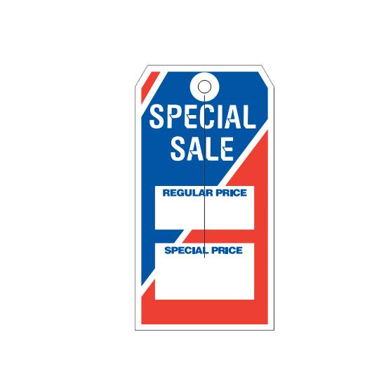 [Image: Special Sale Price Tags]
