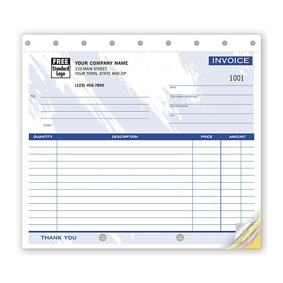 [Image: Event Planner Invoice]