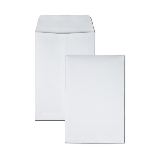 [Image: 6 1/2 x 9 1/2 White Catalog Envelope]