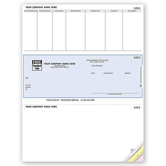 [Image: Laser Checks, Accounts Payable, Compatible With Great Plains DLM227]
