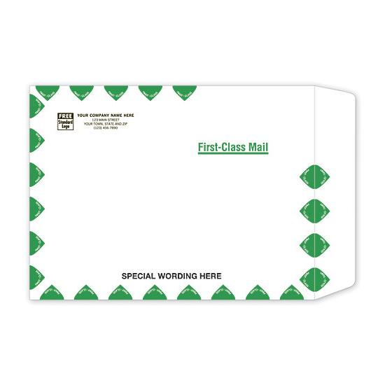 [Image: Tyvek First Class Mailing Envelope TF0912]