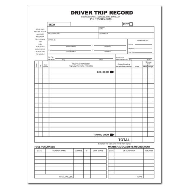 how to get a report of your driving record