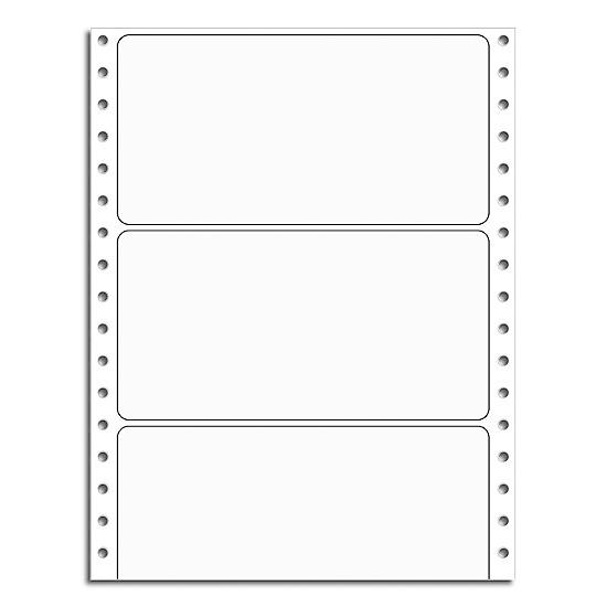 [Image: Mailing Labels, Continuous, White, Jumbo, Stock-Blank]