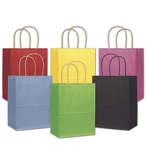 [Image: Varnish Stripe Shoppers Bags Large]
