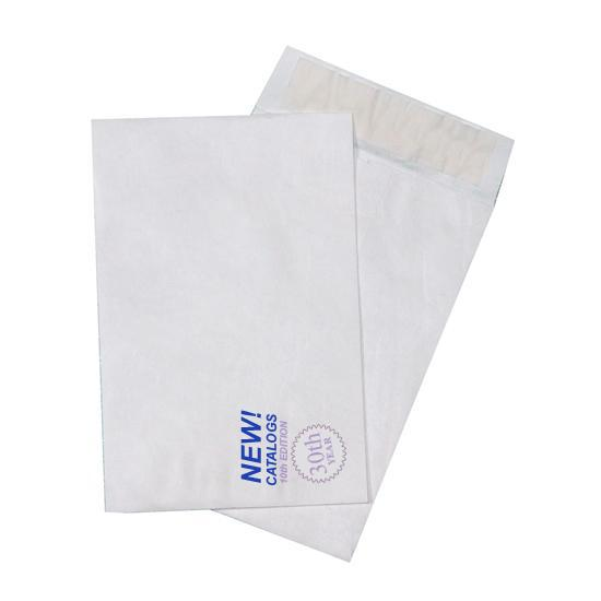 [Image: Custom Printed Tyvek Envelopes - 9 x 12 Catalog]