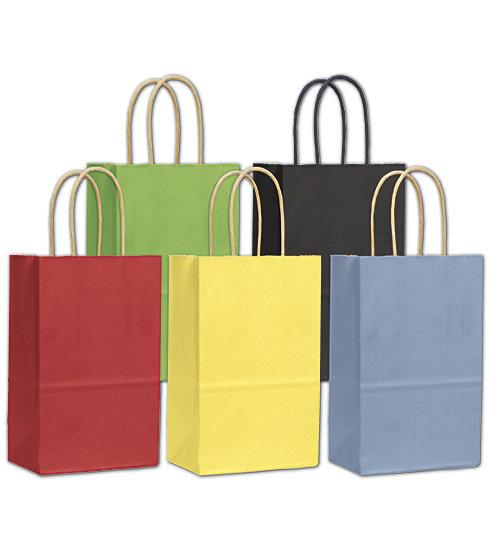[Image: Varnish Stripe Shopper Bags]