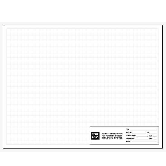 [Image: Custom Engineering Graph Paper Pads]